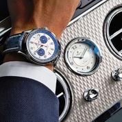 Breitling, une Bentley au poignet