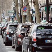 Toujours autorisés, taxis et VTC n'ont quasiment plus de clients