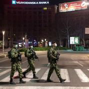 Coronavirus: en Serbie, couvre-feu et soldats devant les hôpitaux