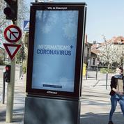 Coronavirus: l'activité publicitaire durement touchée