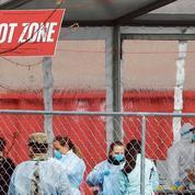 Coronavirus: les gouverneurs américains sur le front