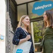 Salesforce: de jeunes mentors