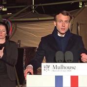 Coronavirus: Emmanuel Macron promet un «plan massif» pour l'hôpital après la crise