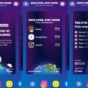 L'application Zenly lance un «challenge» pour inciter ses utilisateurs à rester chez eux