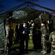 Macron lance l'opération militaire «Résilience» pour lutter contre le coronavirus