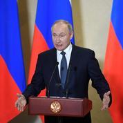«En Russie, l'angoisse autour du coronavirus renforce Poutine»