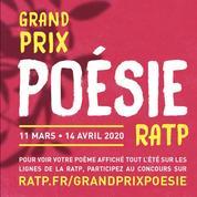 6e Prix Poésie RATP 2020: un peu de poésie... dans ce monde de confinement