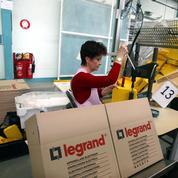 La Bourse ne sanctionne pas la reprise de ses prévisions par Legrand