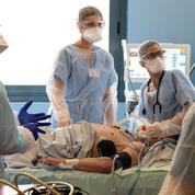 À Beauvais, un hôpital en première ligne face à l'épidémie de Covid-19