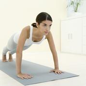 Dans mon salon, j'ai testé le cours de pilates