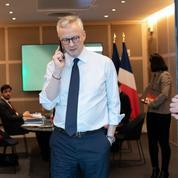 Dividendes: Bruno Le Maire appelle les entreprises à faire preuve de responsabilité