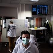 Le renfort des étudiants en médecine face à l'épidémie de coronavirus
