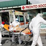 Coronavirus en Italie: les provinces de Bergame et de Lodi, cas d'école sur le Covid-19