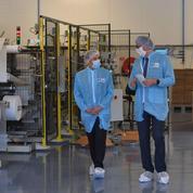 Mobilisation inédite des grands industriels pour produire 10.000 respirateurs