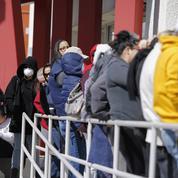 Les États-Unis face au chômage massif