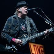 C'est Noël avant l'heure: Neil Young met ses archives à disposition gratuitement