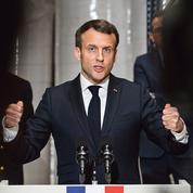 Macron et Le Pen rejouent leur bras de fer sur la souveraineté