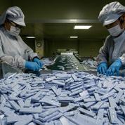 Coronavirus: la question cruciale de l'homologation des tests diagnostics