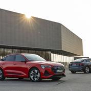 Audi e-Tron Sportback, des gènes de coupé