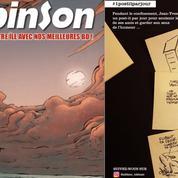 Robinson ,le nouveau magazine de BD digital qui permet de «s'évader» de son confinement