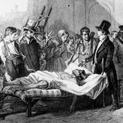 En 1832 l'épidémie de choléra avait déjà vidé Paris