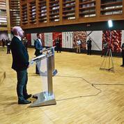 Les institutions européennes à l'heure de l'écran et du télétravail
