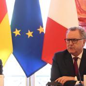 Coronavirus: «France et Allemagne œuvrent ensemble pourquel'Europe surmonte cette crise»