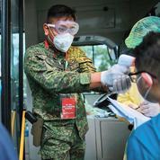 Aux Philippines, Duterte emploie la manière forte pour détruire le virus