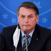 Jair Bolsonaro s'obstine à banaliser l'épidémie de coronavirus