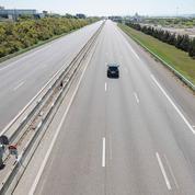 Coronavirus: sur les routes désertées, les chauffards perdent toute mesure
