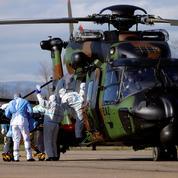 Sylvain Dallant, pilote d'hélicoptère: «Nous restons concentrés sur notre mission: transporter un patient»