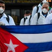Coronavirus: l'expertise convoitée des brigades médicales cubaines