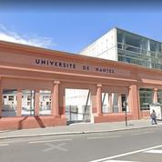 À l'université de Nantes, les cours ne reprendront pas avant la rentrée prochaine