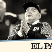 La dernière croisade du roi Diego Maradona