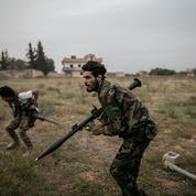Dans l'Ouest libyen, les combats redoublent et visent des hôpitaux