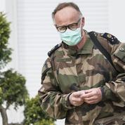Médecin général Escarment: «À Mulhouse, nous constatons une accalmie»