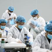 La Chine fermement résolue à demeurer l'usine du monde