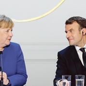 Coronavirus: le couple Paris-Berlin à l'épreuve de l'épidémie