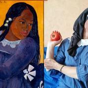 Confinement: quand les Russes imitent des toiles célèbres