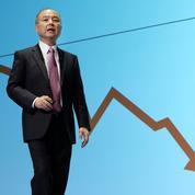 La crise du coronavirus provoque une perte historique chez SoftBank