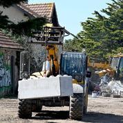En Vendée, la «ZAD de la dune» démantelée