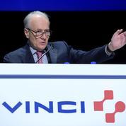 Contrat majeur pour Vinci à huit jours du point d'activité trimestriel