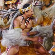 Aux Marquises, la terre originelle du Haka