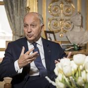 Laurent Fabius: «Pas d'éclipse des principes fondamentaux du droit»