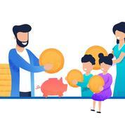 Comment aider ses enfants sans payer de droits