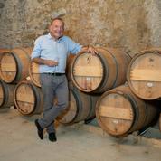 Pierre Gattaz reverse aux soignants 1 euro pour chaque bouteille de son domaine viticole achetée en ligne