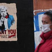 Coronavirus: pour Boris Johnson, la fin de l'état de grâce