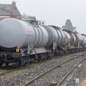 Le fret ferroviaire résiste au confinement