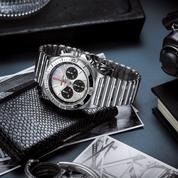 Breitling fait redécoller sa Chronomat, star horlogère des années 80