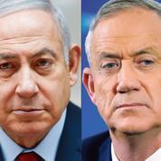 Israël: Benyamin Nétanyahou et Benny Gantz scellent leur union pour sortir de la crise